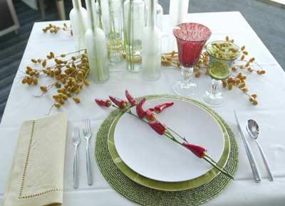 C mo poner correctamente una mesa paperblog for Como poner una mesa bonita