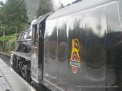 Viajes tren: escocia tren vapor.