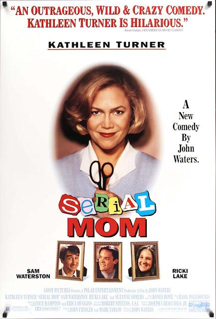 Lun14, 7:30pm >>> Cine Fórum BNP: SERIAL MOM‏