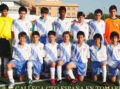 selección gallega alevín sub-12 pudo meterse cuartos campeonato nacional