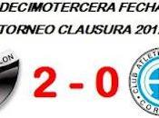Colón:2 Belgrano:0 (Fecha 13°)