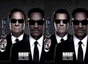 [Cine]-Men in Black 3: Notas de producción-Acerca del Film