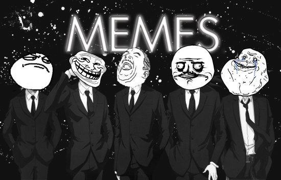 ... Por eso, quiero detenerme en los famosos 'Memes', tanto para