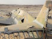Aparece avion Guerra Mundial Sahara años después.