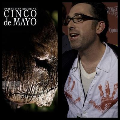 """Tráiler de 'Cinco de mayo'–El proyecto """"secreto"""" de Darren Lynn Bousman–"""