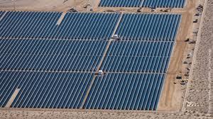 Las nuevas megainstalaciones de energía solar en España