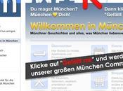 Facebook empieza gestionar páginas ciudades