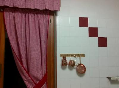 Cambiamos vuestros azulejos de la cocina sin hacer obra paperblog - Cubrir azulejos sin obra ...