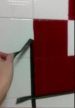 Cambiamos vuestros azulejos de la cocina sin hacer obra - Cubrir azulejos sin obra ...