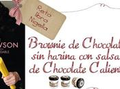 Brownie Chocolate harina Salsa Caliente Resultado sorteo Tape Pink