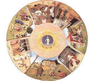 Se7en los siete pecados capitales del l der paperblog - La mesa de los pecados capitales ...
