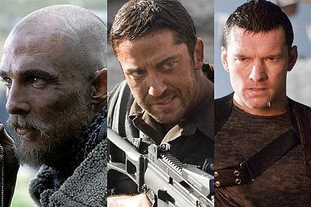 Butler, Worthington y 'Maconagiú' se van a la guerra animada de Irak