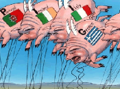 Grecia abismo. España paso