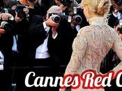 Cannes carpet 2012