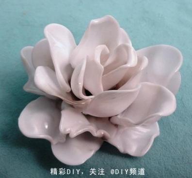 Tutorial Cómo Hacer Flores Con Cucharas De Plástico Paperblog