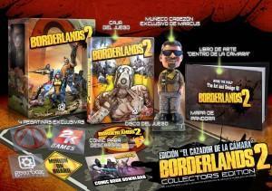 [Consolas]-Se anuncian ediciones para Borderlands 2