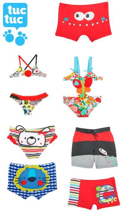 Ropa De Baño Infantil Tuc Tuc:Bañadores niños Tuc Tuc y Dpam – Paperblog