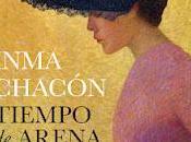 Tiempo arena.- Inma Chacón