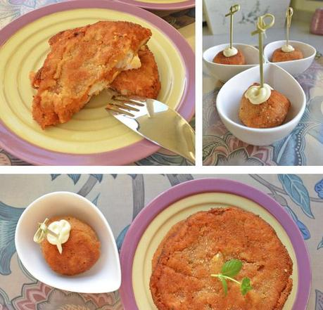 Fish Cake de Bacalao