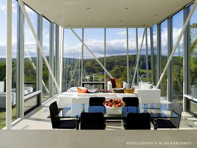 Moderna casa en massachusetts paperblog for Casa moderna ma calda