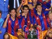 años primera Champions Barça, Dream Team