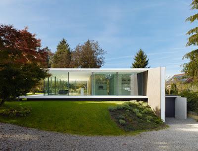 casa moderna prototipo en alemania paperblog. Black Bedroom Furniture Sets. Home Design Ideas