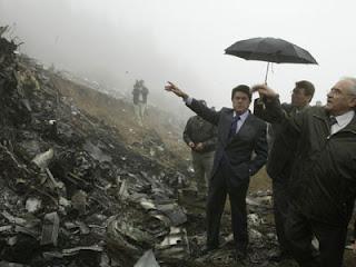 Yak-42: un caso de corrupción salvaje, según los familiares de las víctimas