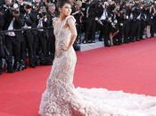 Estilismos alfombra roja: Festival Cannes
