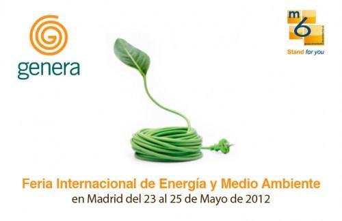 Genera 2012 500x323 Renovables IFEMA Genera Feria