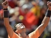 Nadal convierte hexacampeón Roma desquiciando otra Djokovic