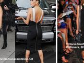 Elige look: Longoria Victoria Beckham