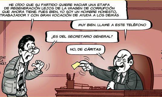 LA ÉTICA DE LOS PARTIDOS POLÍTICOS.