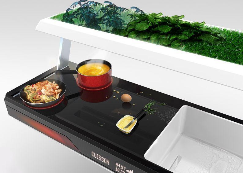 aion 1 Aion: La Cocina del Futuro