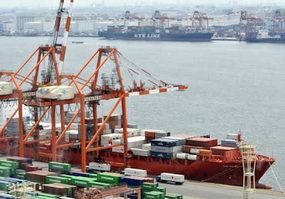 Exportaciones mundiales caen más de lo esperado