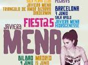 Javiera Mena ofrecerá conciertos España