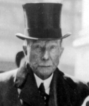 Young John D. Rockefeller