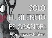 Solo silencio grande José Ángel Mañas LcLibros