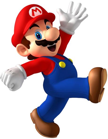 Su alteza Super Mario