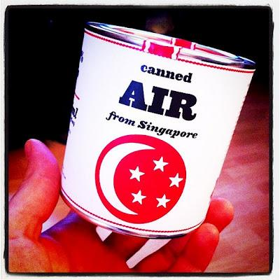 canned air from singapure