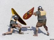 lucha legionarios Tarraco
