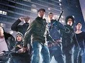 Attack Block menú DVD/Blu-ray
