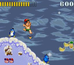 Super Adventure Island (SNES)