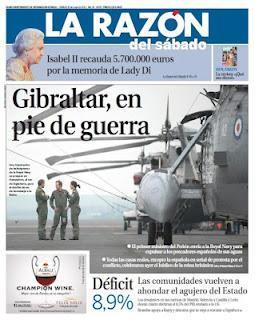 Qué hacer con Gibraltar