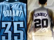 duelo oeste,Oklahoma City Thunder Antonio Spurs.