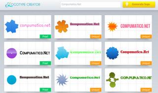 Generador de logos en l nea paperblog for Generador de logos