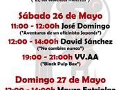 Sesiones firmas Madrid Comics Feria Libro #flm12