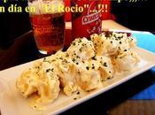 """Papas alioli Cruzcampo,,,!!! Rocio""""...!!!"""