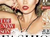 Kate Moss: imagen Harper's Bazaar