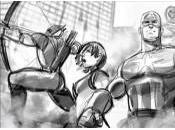 Federico D'Alessandro habla trabajar Iron otras películas Marvel
