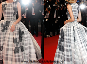 Diane Kruger despide Cannes vestida Christian Dior